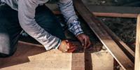 Gartenlaube Holz kaufen